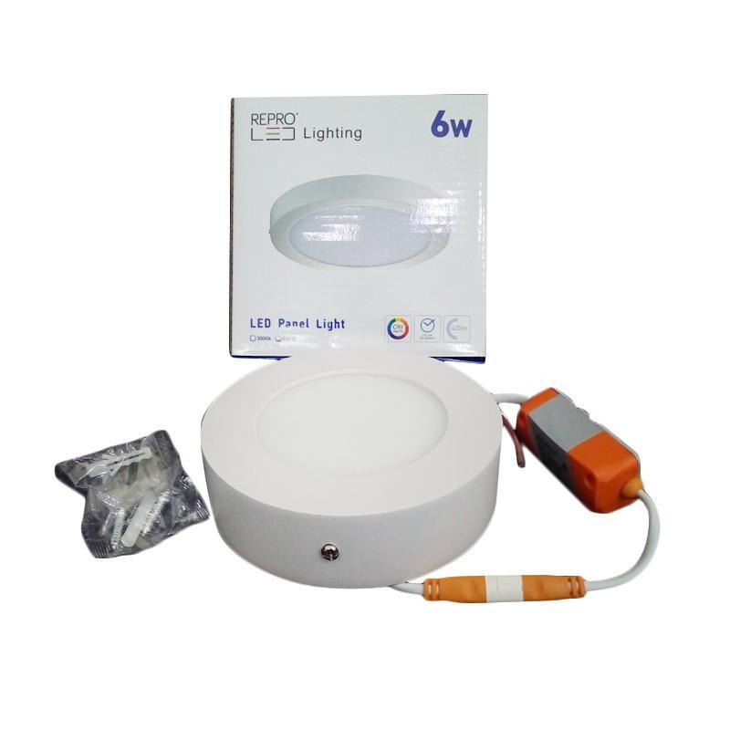 Hasil gambar untuk REPRO Offilo LED OB Panel Round Lamp 6w