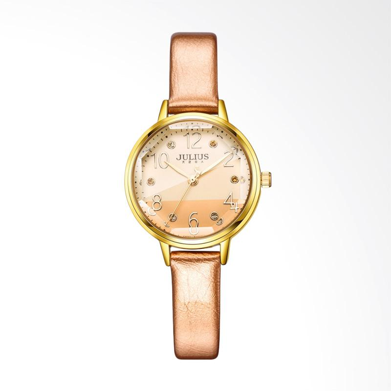 Julius JA-930-C Jam Tangan Wanita - Peach