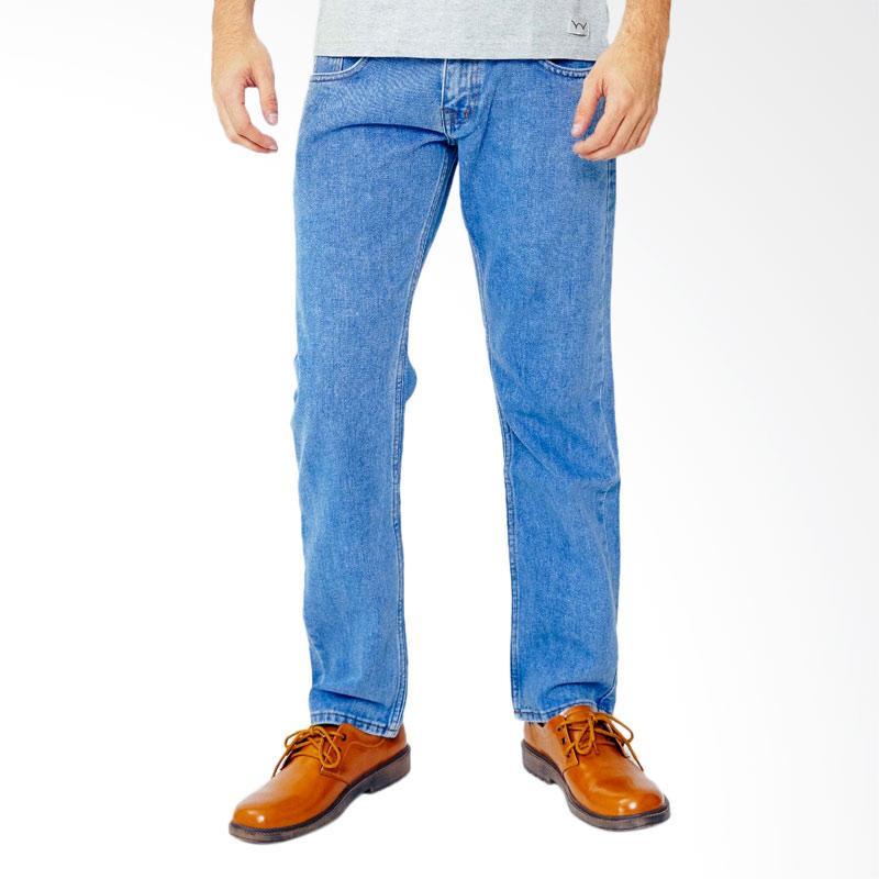 Jual Edwin Jeans Celana Panjang Pria - Biru Muda [508-LEO-04] Online - Harga & Kualitas Terjamin   Blibli.com