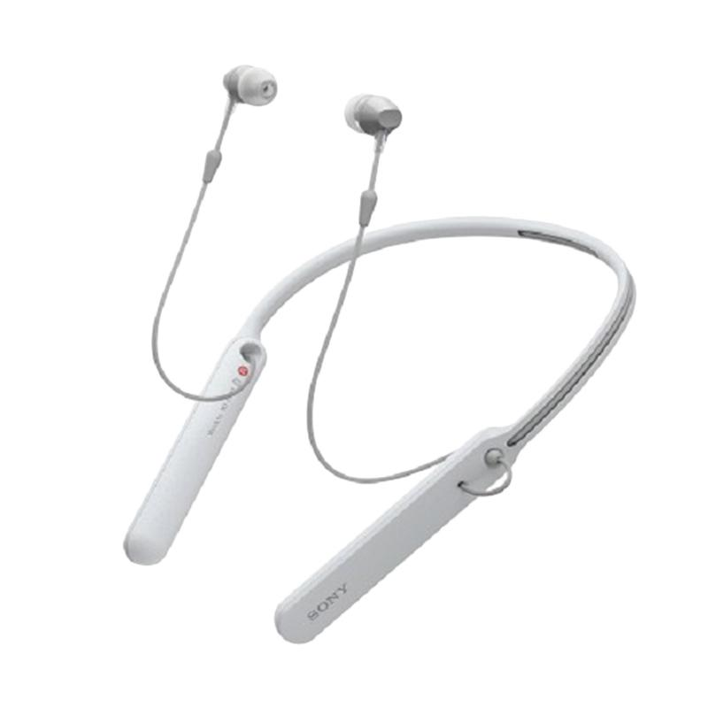 SONY WI-C400 Wireless In-Ear Earphone - Putih