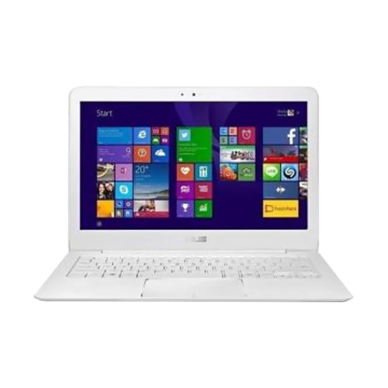 harga Asus X441UA-WX098T Notebook - White [Intel Core i3-6006U/4GB/500GB HDD/14 Inch/Win10] Blibli.com