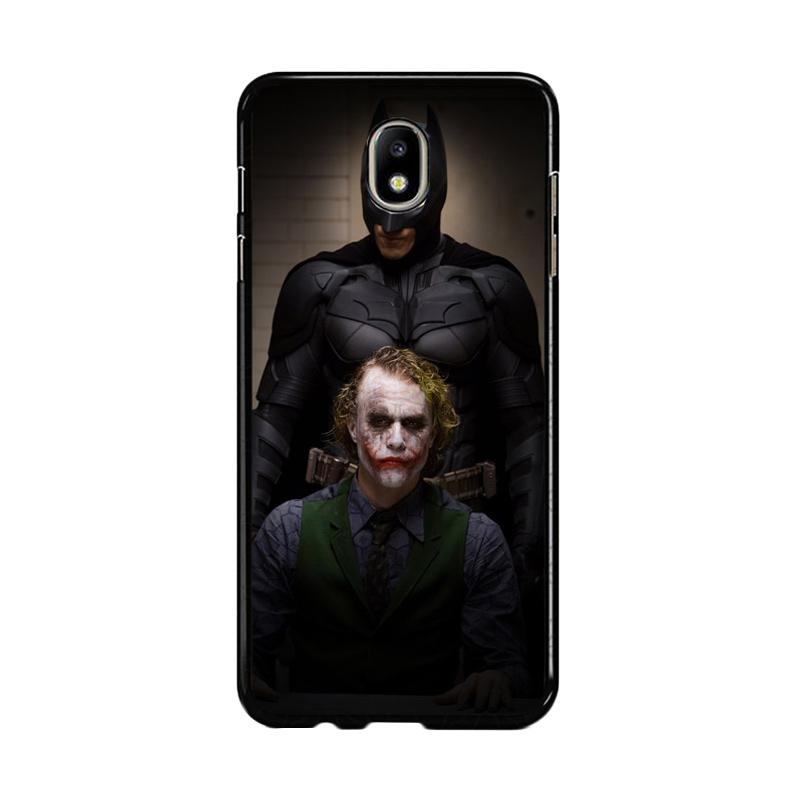Flazzstore Batman And Joker In The Dark Knight F0321 Custom Casing for Samsung Galaxy J5 Pro 2017