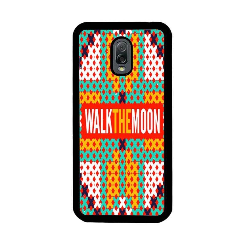Flazzstore Walk The Moon Band Logo Z0448 Custom Casing for Samsung Galaxy J7 Plus