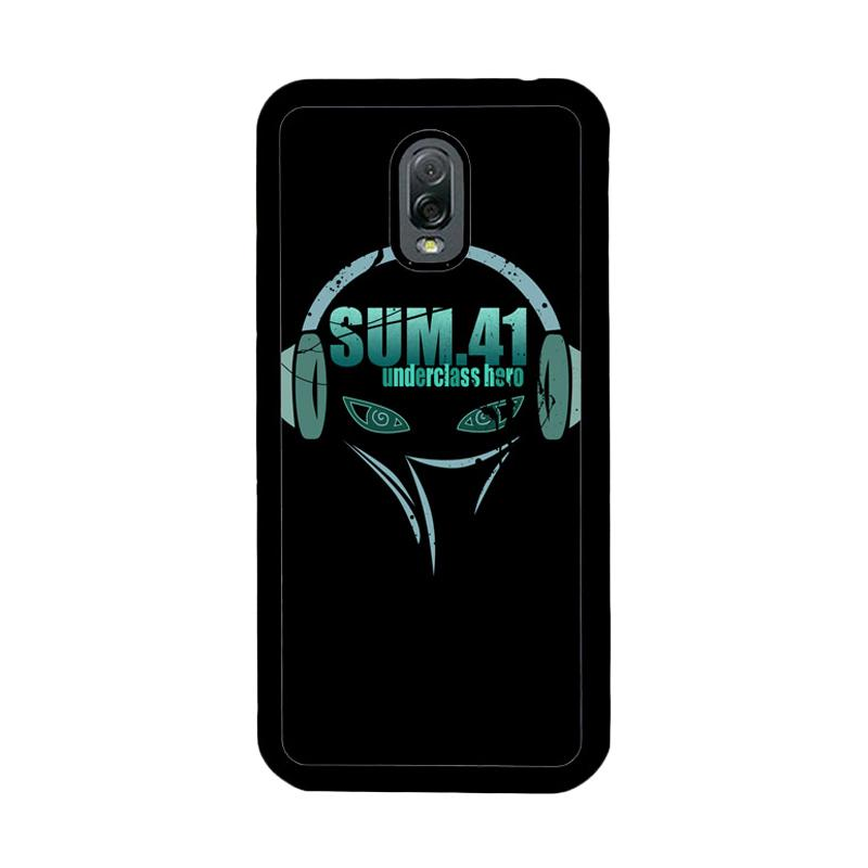 Flazzstore Sum 41 R1 Z0819 Custom Casing for Samsung Galaxy J7 Plus