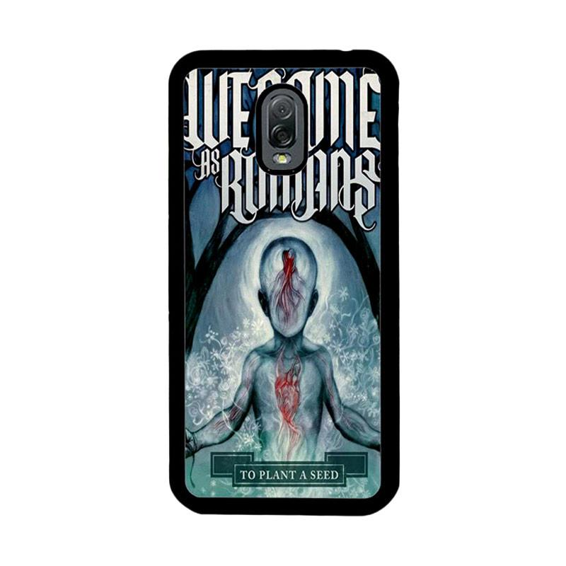 Flazzstore We Came As Romans Cover Z1387 Custom Casing for Samsung Galaxy J7 Plus