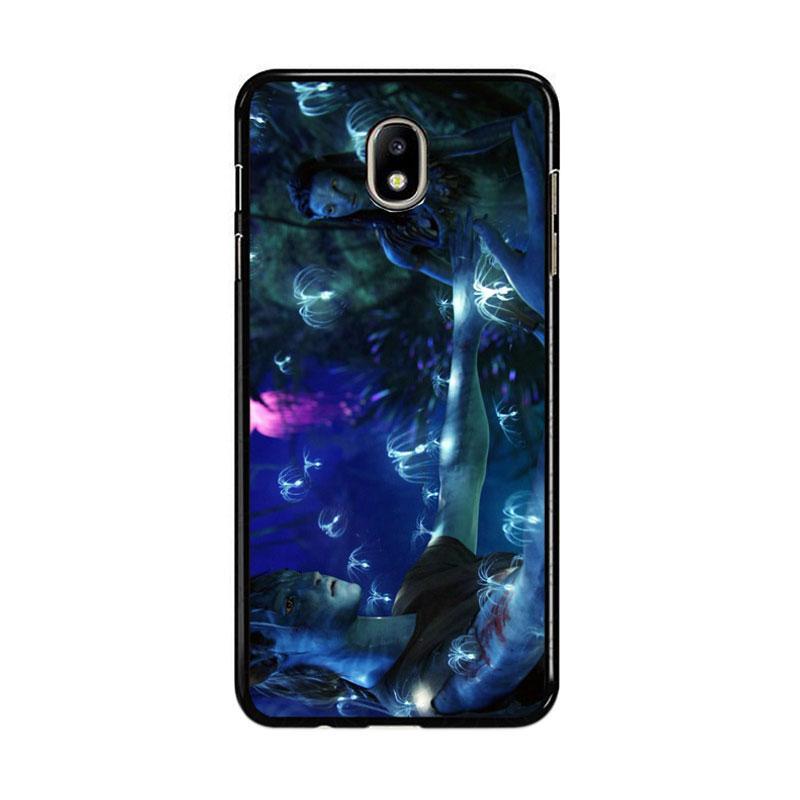 Flazzstore Avatar Light Z0123 Custom Casing for Samsung Galaxy J7 Pro 2017