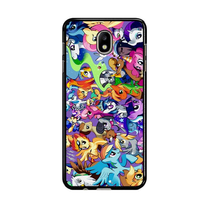 Flazzstore My Little Pony Collage Z1359 Custom Casing for Samsung Galaxy J5 Pro 2017