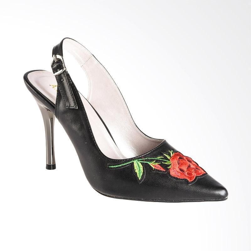 A.C.C.E.P.T Claudia High Heels - Black