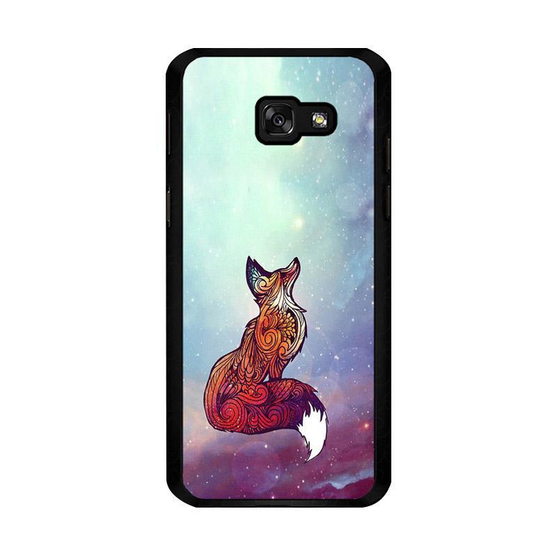 Flazzstore Imagine Fox O0128 Custom Casing for Samsung Galaxy A5 2017