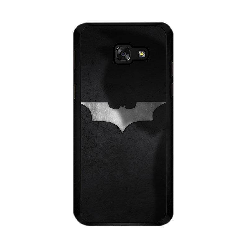 Flazzstore Batman Logo O0188 Costum Casing for Samsung Galaxy A5 2017