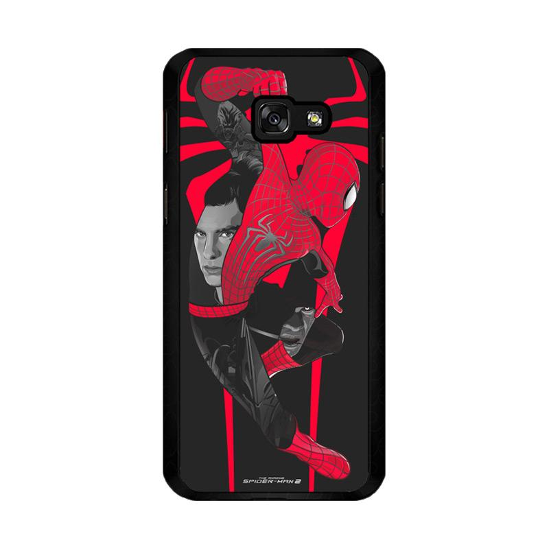 Flazzstore Spider-Man 2 O0288 Custom Casing for Samsung Galaxy A5 2017