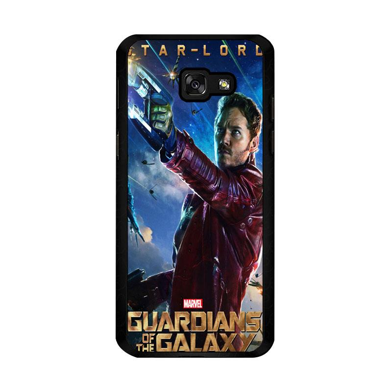 Flazzstore Guardians Of The Galaxy Star Lord Z0691 Custom Casing for Samsung Galaxy A5 2017