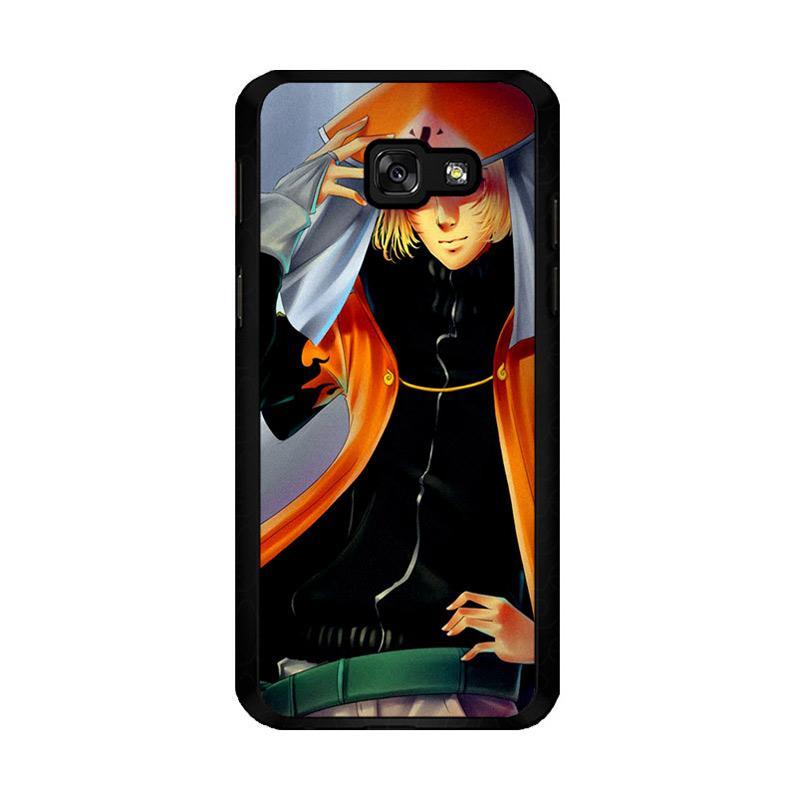 Flazzstore Uzumaki Naruto Hokage Z0758 Custom Casing for Samsung Galaxy A5 2017