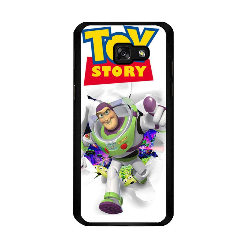 Flazzstore Rare Toy Story Buzz Lightyear F0612 Custom Casing for Samsung Galaxy A5 2017
