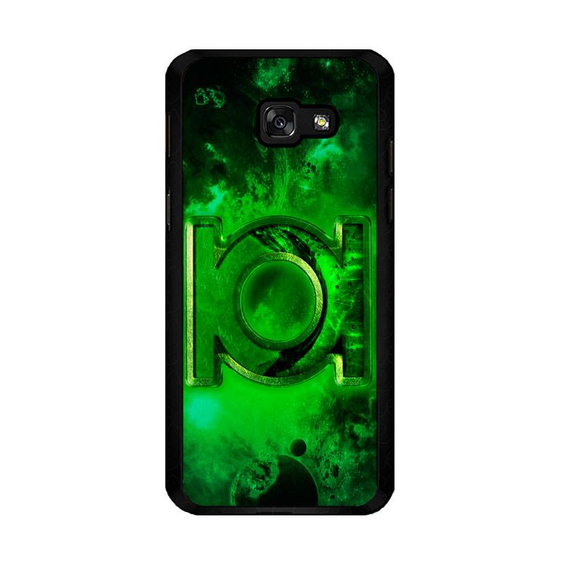 Flazzstore Green Lantern Symbol Z0137 Custom Casing for Samsung Galaxy A5 2017