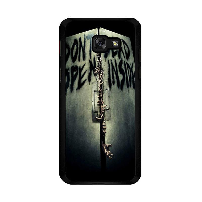 Flazzstore Open Dead Inside Zombie Z0146 Custom Casing for Samsung Galaxy A5 2017