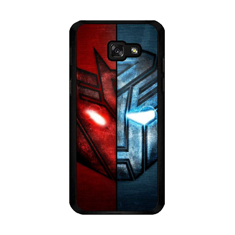 Flazzstore Transformer 2 Face Of Autobots Decepticons Z0298 Custom Casing for Samsung Galaxy A5 2017