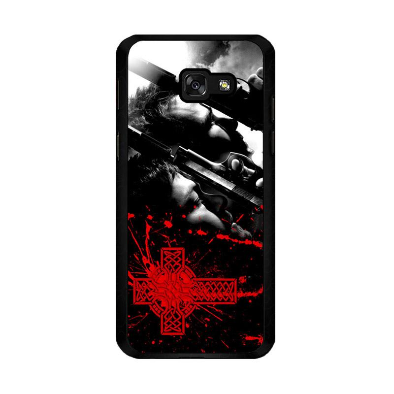 Flazzstore Boondock Saint Movies Series Z0346 Costum Casing for Samsung Galaxy A5 2017