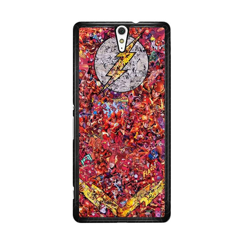Flazzstore Flash-0002 O0143 Custom Casing for Sony Xperia C5 Ultra