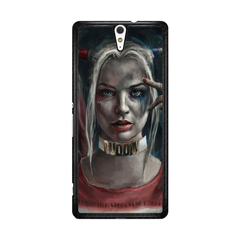 Flazzstore Harley Quinn O0314 Custom Casing for Sony Xperia C5 Ultra