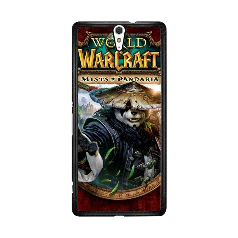 Flazzstore World Of Warcraft Guardian Druid Mists Of Pandaria Z0652 for Sony Xperia C5 Ultra