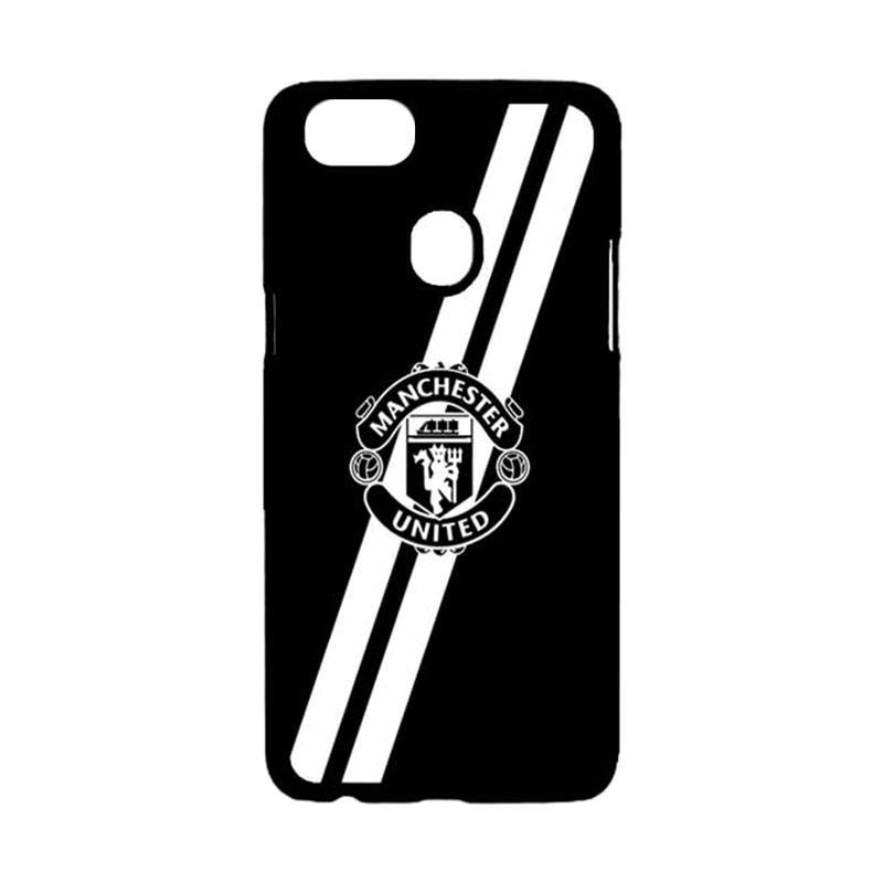 OEM Manchester United Cross Custom Hardcase Casing for OPPO F5