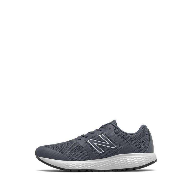 Jual New Balance 420 Men's Running Shoes - Dark Grey Terbaru Juli ...