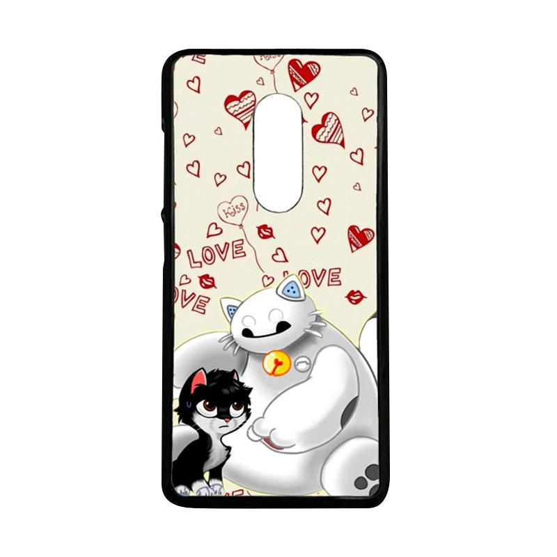 harga Cococase Baymax And Grumpy Cat Hairy Baby O0655 Casing for Xiaomi Redmi Note 4 Blibli.com
