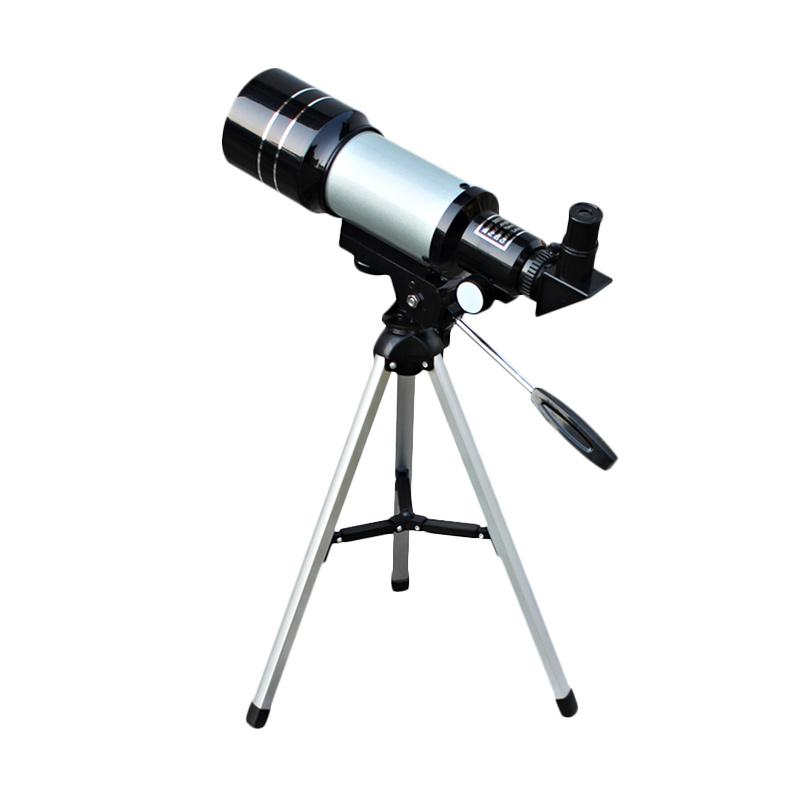 Mine F30070M Monocular Space Astronomical Telescope 300 70mm Teropong Bintang