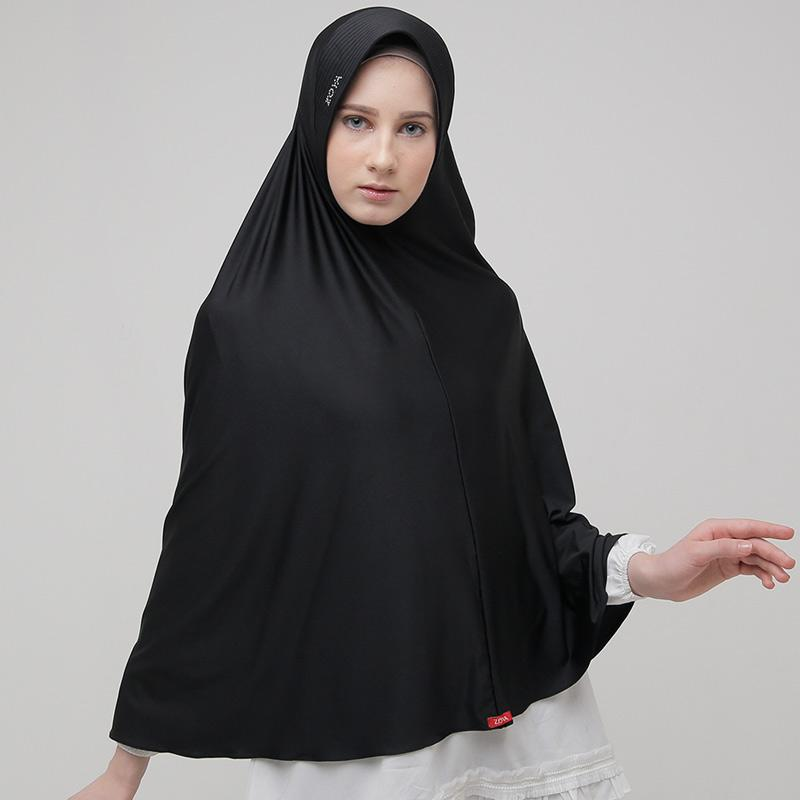 Jual Zoya Marsha Glittering Hijab Bergo Instan Wanita Online November 2020 Blibli Com