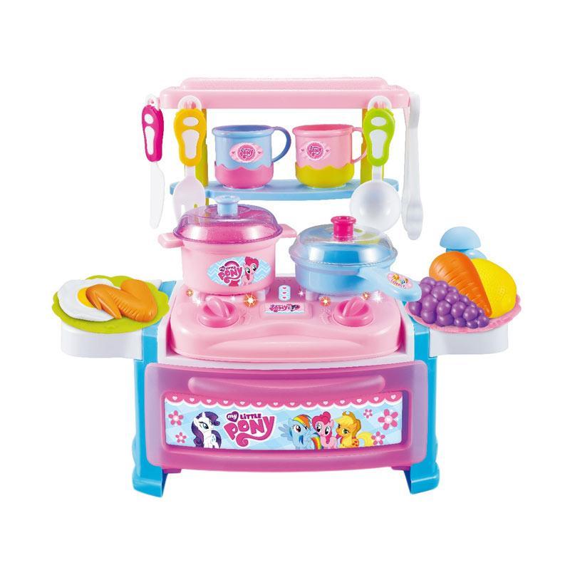 Jual Mainan Masak Masakan Little Pony 735 4 Online November 2020 Blibli Com