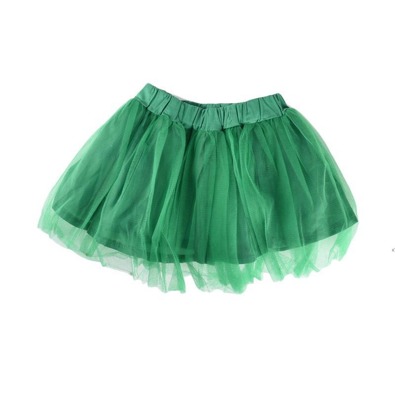 Cabriole 103 Adel & Audrey Skirt Rok Anak - Green