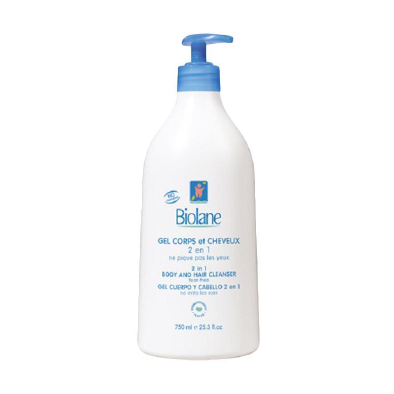 Biolane 2in1 Hair & Body Cleanser [750 mL]