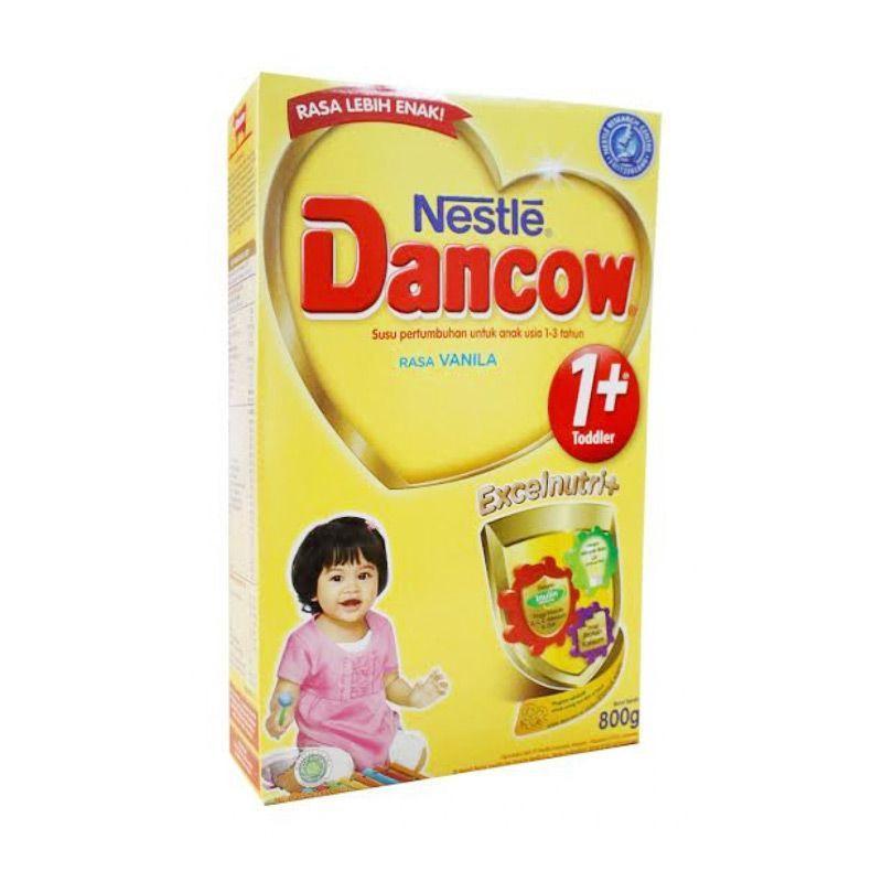 Dancow 1+ Vanila Susu Formula [800 g]