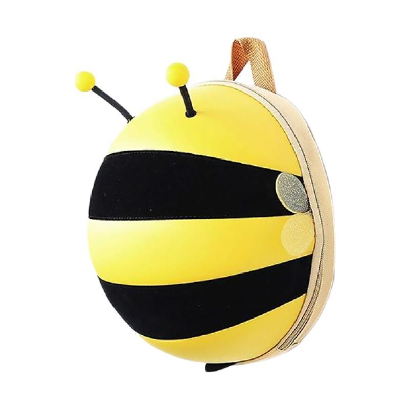 J&J Kids Bumblebee Backpack - Yellow