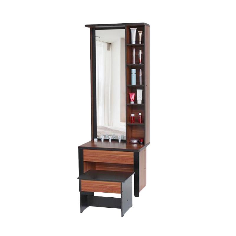 MD Furniture Frency Meja Rias [1 Badan/1 Laci]