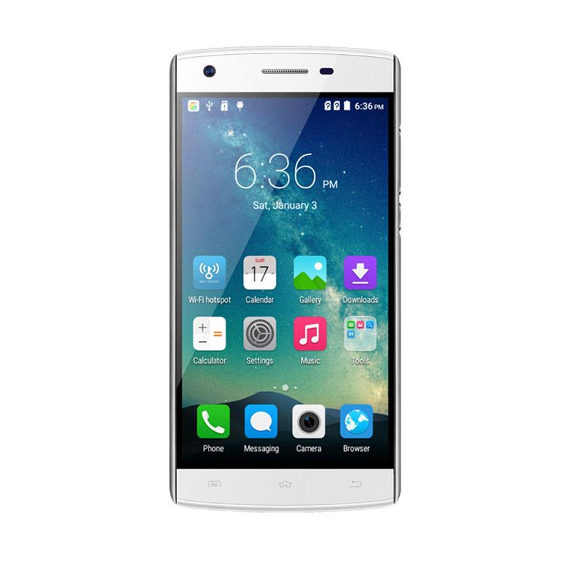 Ken Mobile J7 Smartphone - White [8 GB/ 1 GB]