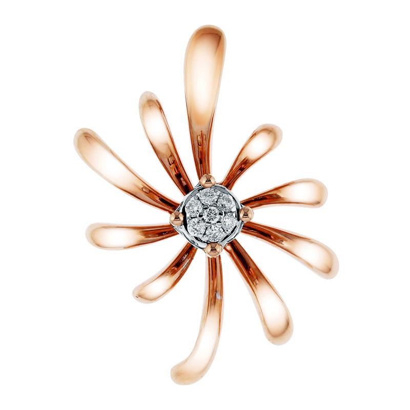 My Jewel WP31145A Diamond Pendant