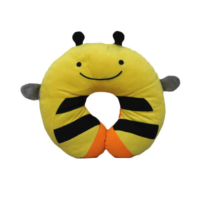 harga Skk Baby Bee Bantal Leher - Yellow Blibli.com