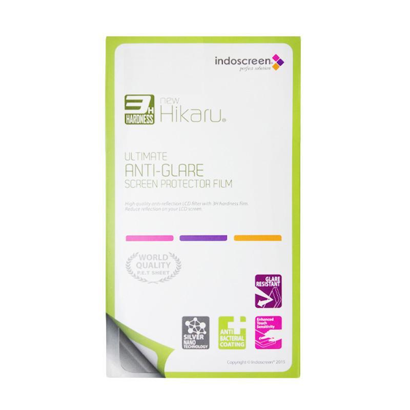 HIKARU Anti Glare Screen Protector for LG K10 K430D or K420N - Clear