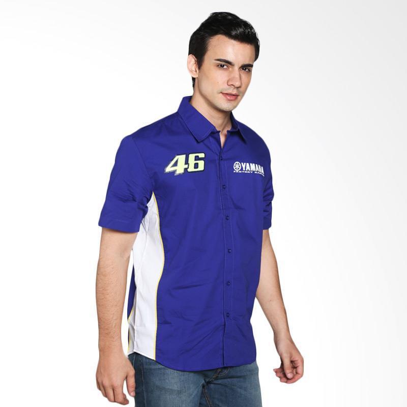 harga Yamaha PIT SHIRT YFR 01 Kemeja Pria Blibli.com