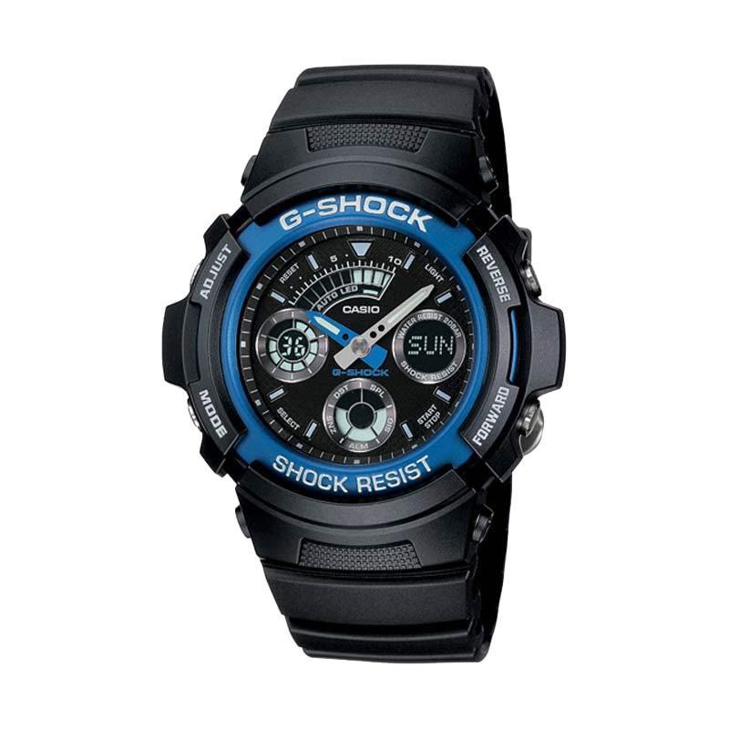 CASIO G-Shock AW-591-2ADR Jam Tangan Pria