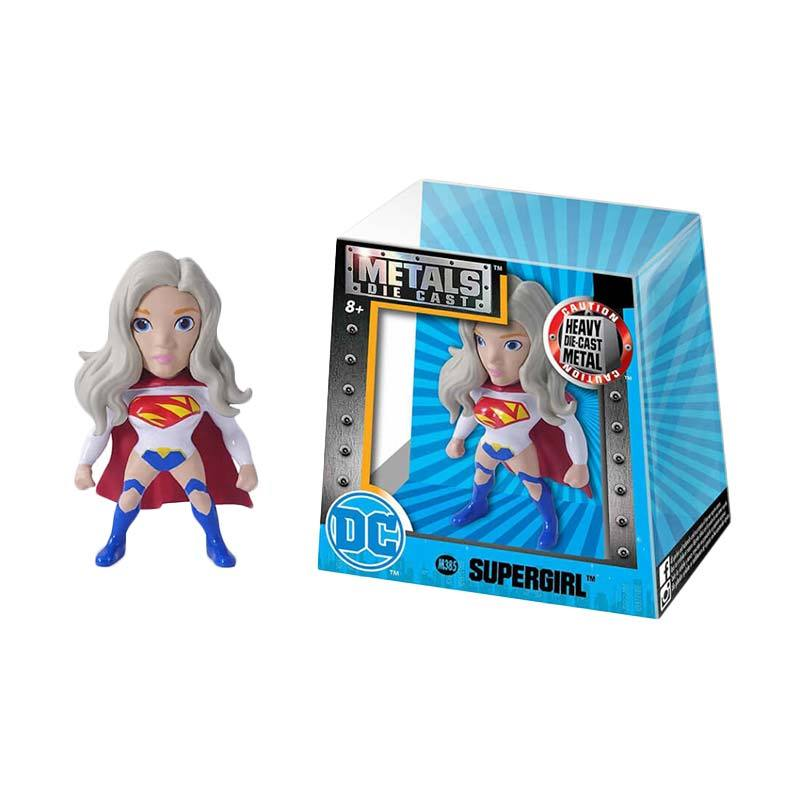 Jada DC Girl M385 Supergirl Action Figures [2.5 Inch]