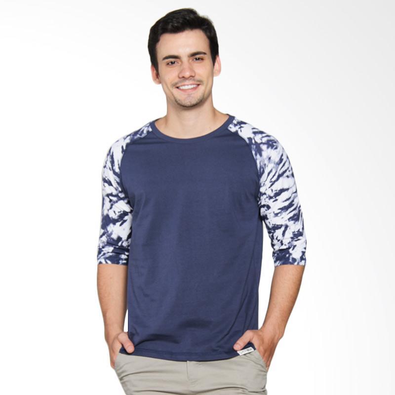 Moutley 305121612 Men T-Shirt - Blue