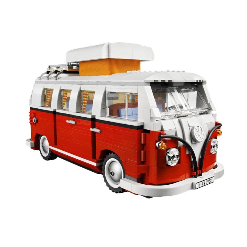 FUNBRICK 21001 Lepin VW Camper Van