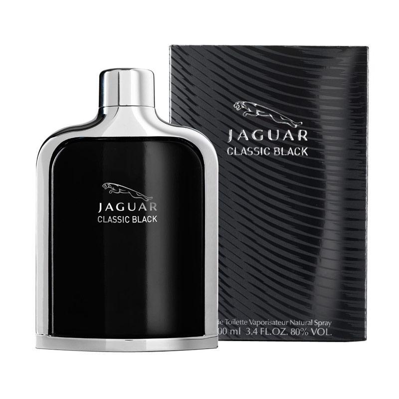 Jaguar Classic Black For Men Tester EDT [100 mL]