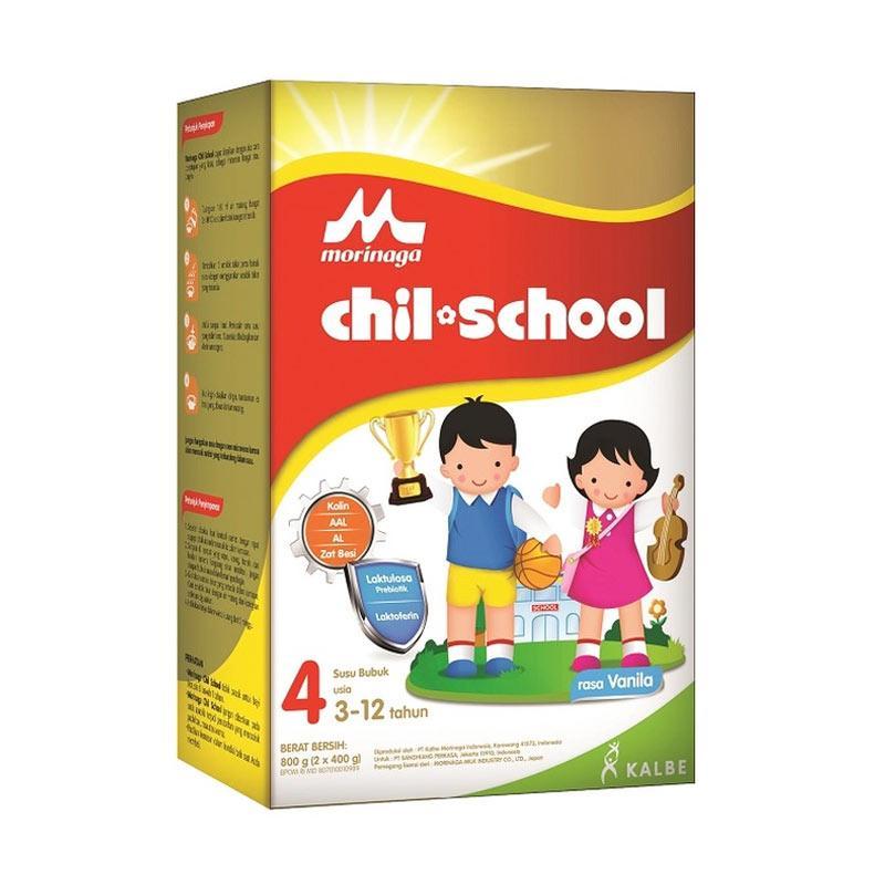 Chil School Reguler Vanila [800 gr]