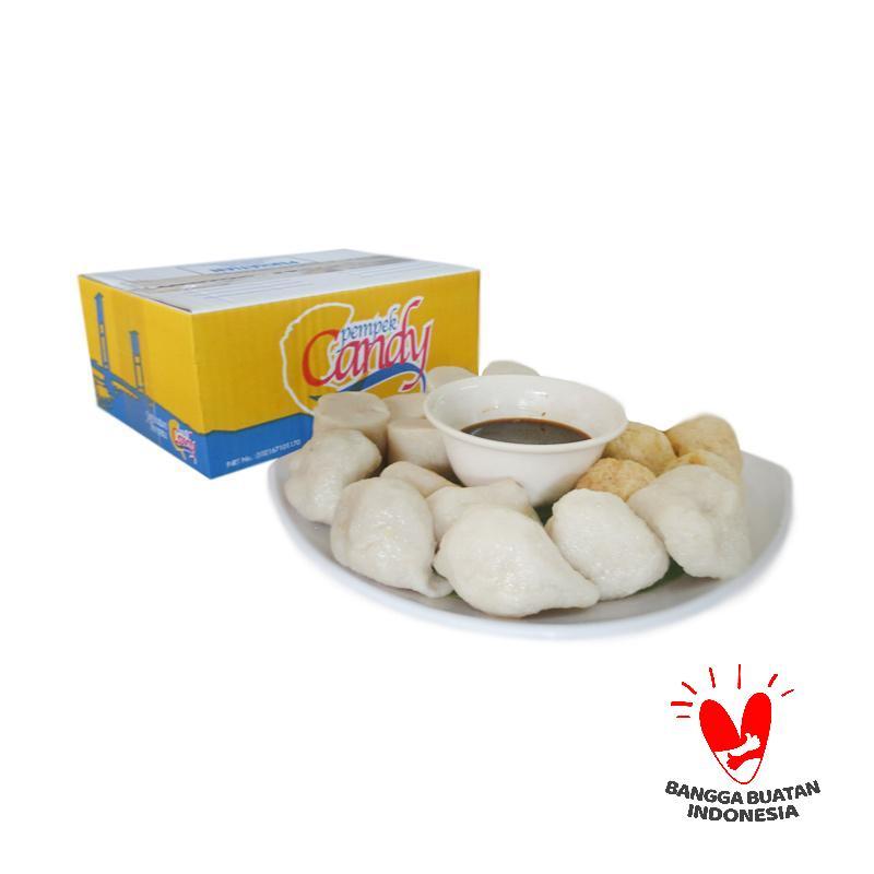 Candy Pempek Palembang - Kecil [Paket C]