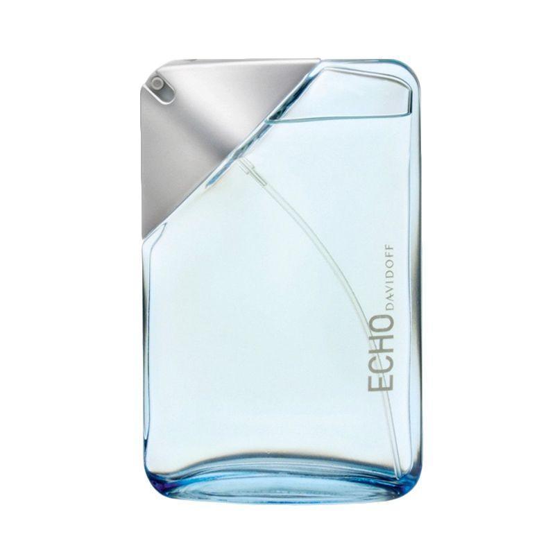 Davidoff Echo EDT Parfum Pria [100 mL] Ori Tester Non Box