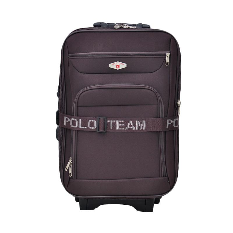 Polo Team 093-20 Tas Koper - Brown